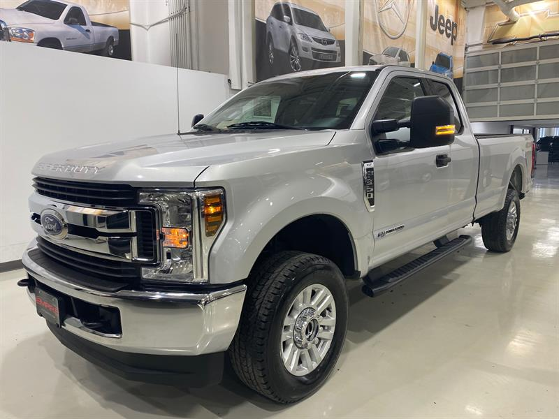 Ford F-350 2019 XLT 4WD SuperCab DIESEL 8FT #A7467