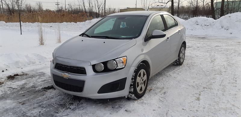 Chevrolet Sonic 2012 4dr Sdn LT #132