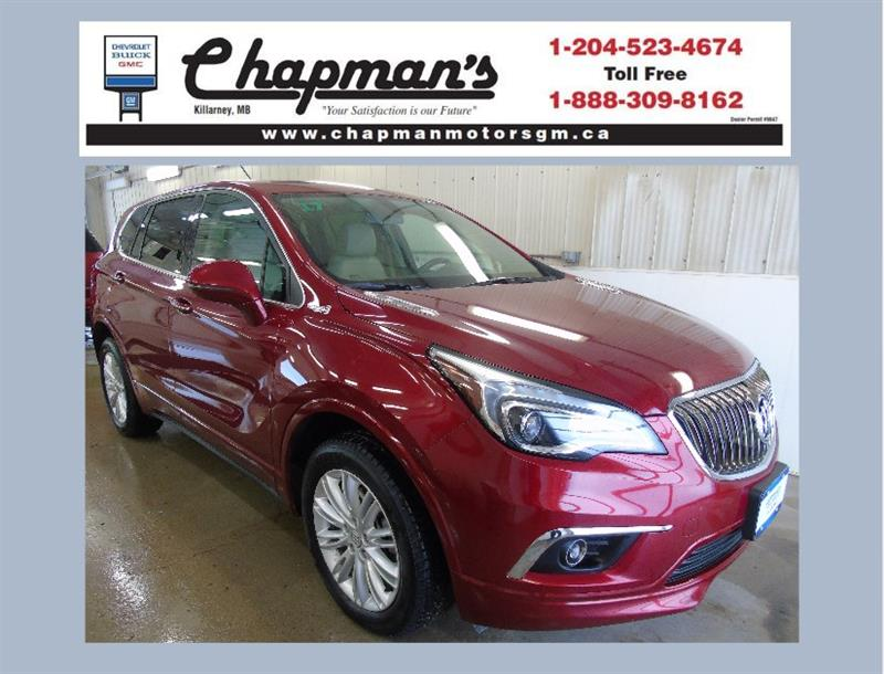 2017 Buick Envision Preferred #K-045A