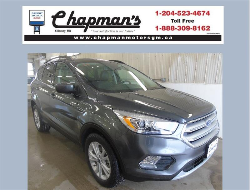2018 Ford Escape SEL #K-047A