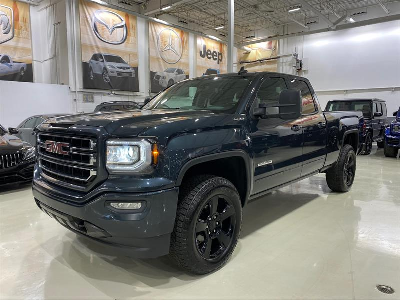 GMC Sierra 1500 2017 ELEVATION 4X4 5.3L V8 #A7413