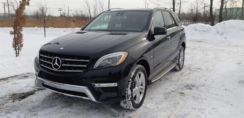 Mercedes-Benz M-Class 2012 4MATIC 4dr ML 350 BlueTEC #254