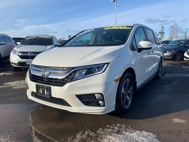 2019 Honda Odyssey EX #KB507702