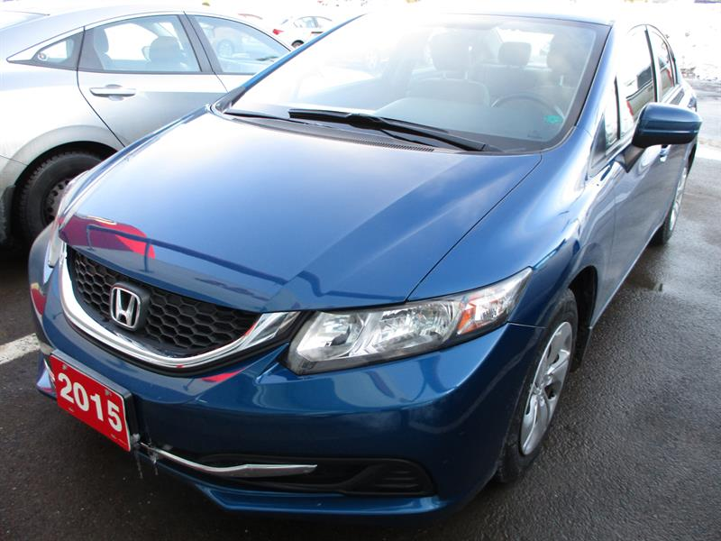 2015 Honda Civic Sedan 4dr Auto LX #FH022588A