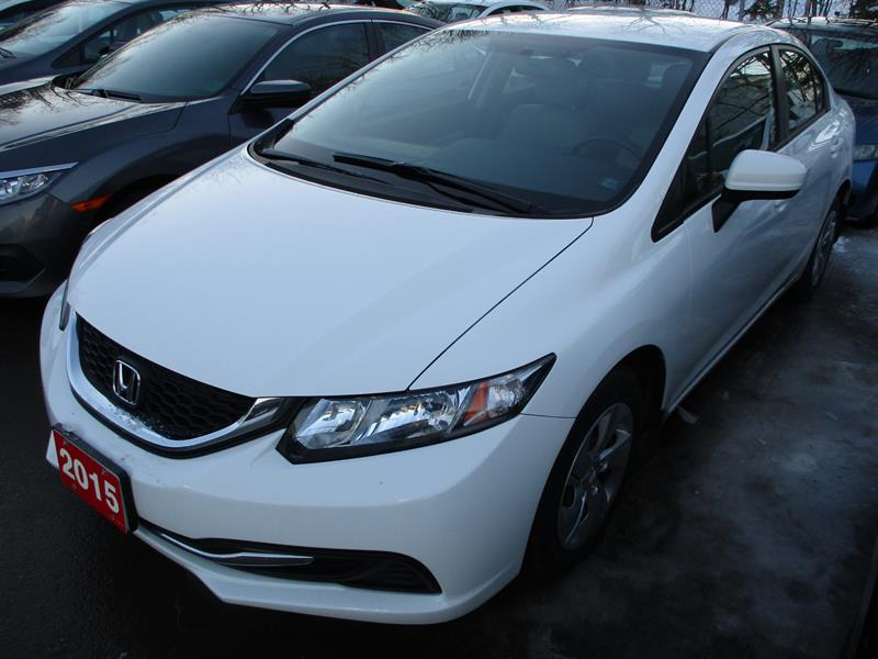 2015 Honda Civic Sedan 4dr Man LX #FH045963A