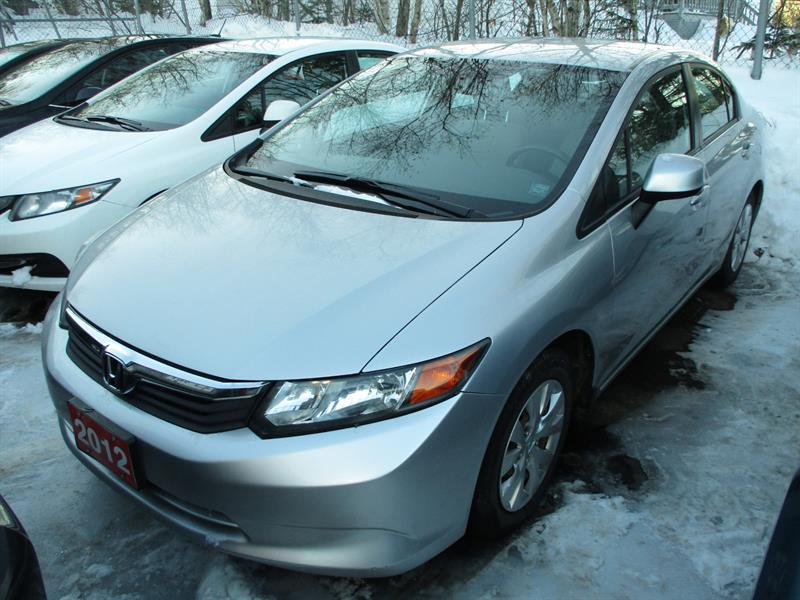 2012 Honda Civic Sdn 4dr Auto LX #CH100073A