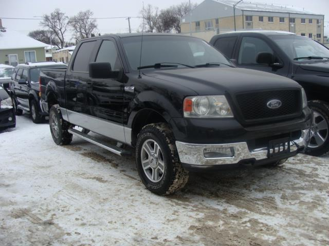 2005 Ford F-150 4WD SuperCrew 150'' WB LARIET 4X4 SUPER CREW