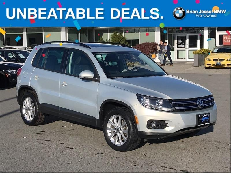 2013 Volkswagen Tiguan 4Motion #BP902610