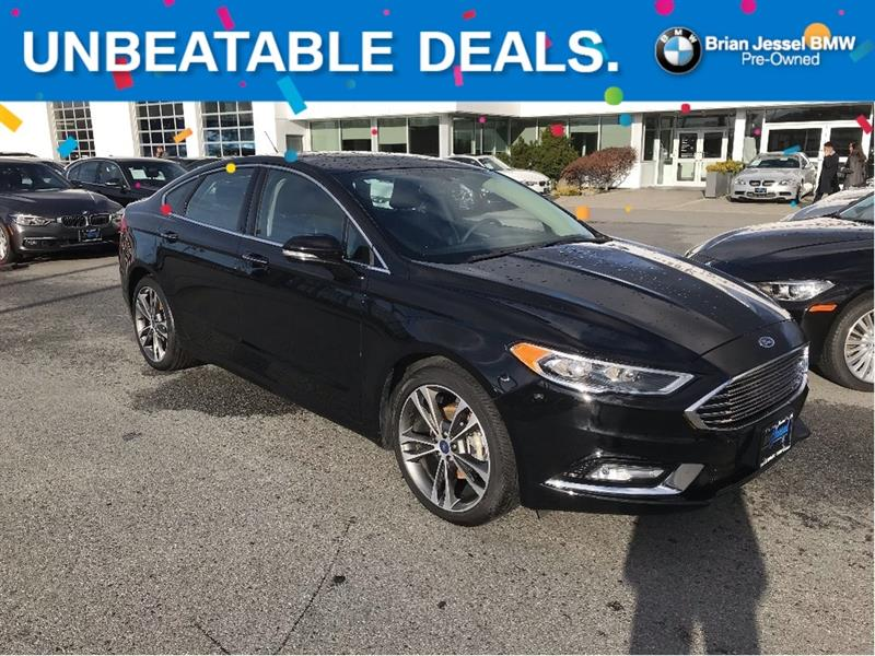2018 Ford Fusion #BP921110