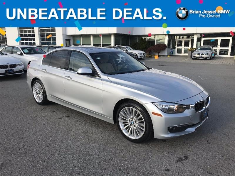 2015 BMW 320I - Luxury, Navi Pkgs - #BP9120