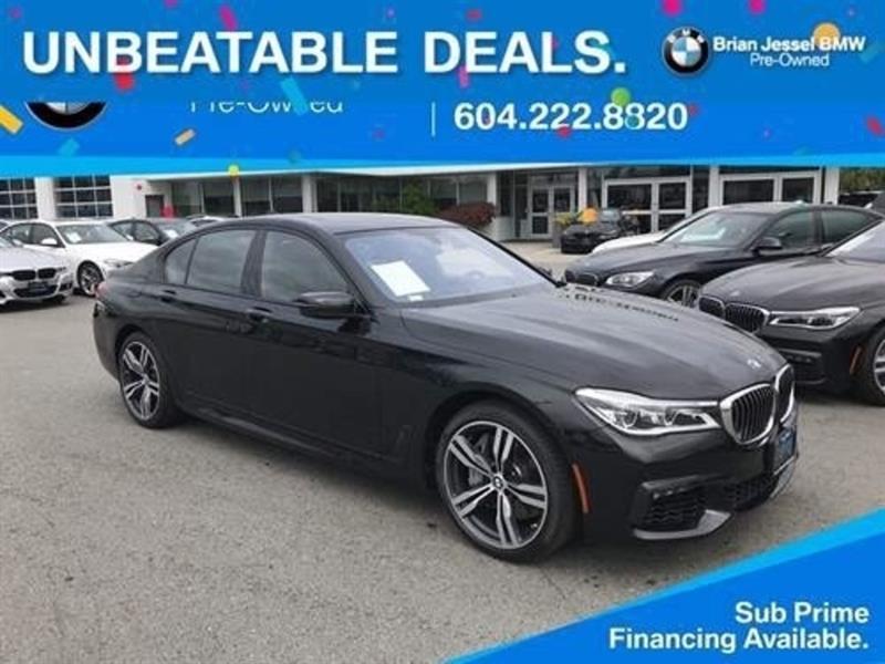 2017 BMW 750i xDrive