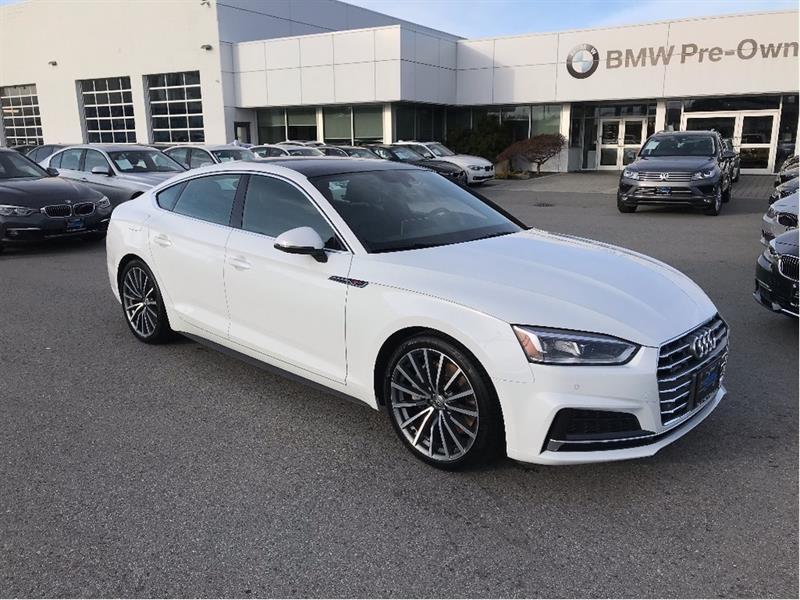 2018 Audi A5 quattro #BP9271