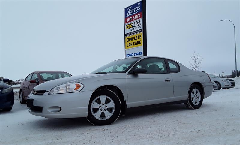 2006 Chevrolet Monte Carlo LT #P630