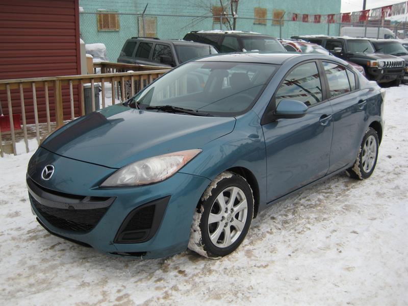 2011 Mazda Mazda3 4dr Sdn GX #413484
