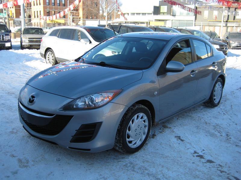 2010 Mazda Mazda3 4dr Sdn #208525