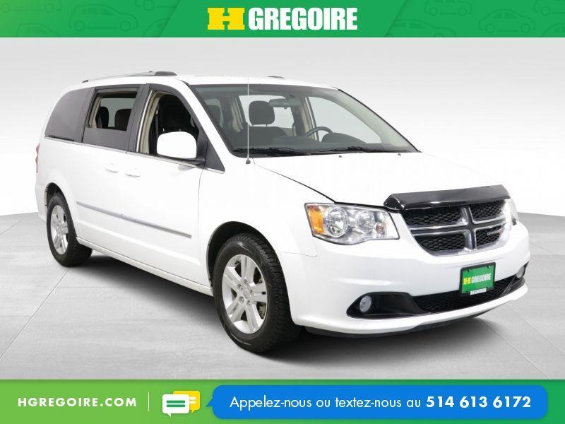 2017 Dodge GR Caravan