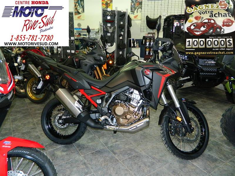 Honda Africa Twin 2020 MOTO