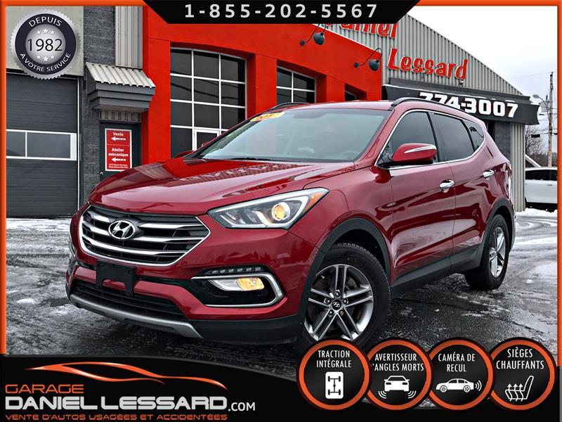 Hyundai Santa Fe Sport 2017 SPORT PREMIUM AWD 2.4 L, TRÈS BIEN ÉQUIPÉ  #70021