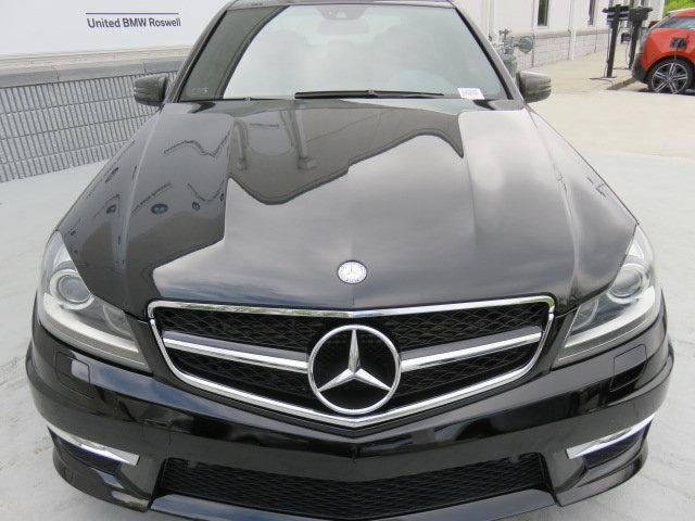 mercedes benz c63 amg c63 amg 451hp carproof certified 2012 occasion vendre saint eustache. Black Bedroom Furniture Sets. Home Design Ideas