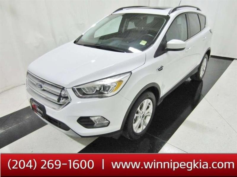 2018 Ford Escape SEL #20SP604A