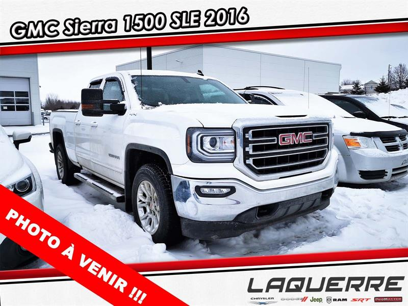 2016 Gmc  Sierra SLE