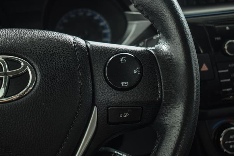 toyota Corolla 2015 - 19