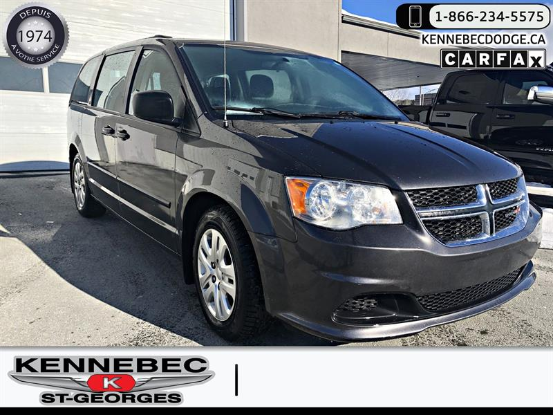 Dodge Grand Caravan 2016 4dr Wgn Canada Value Package #40401B