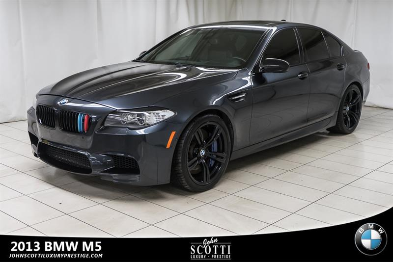 2013 BMW M5 Executive Package #P16367