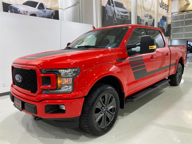 Ford F150 2018 SPORT 5.0L EDITION SPECIAL #A7488