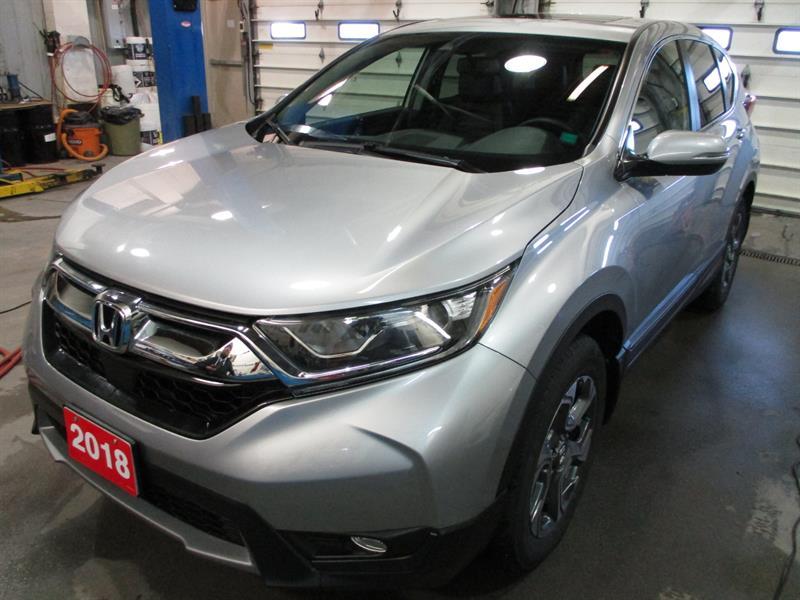 Honda CR-V 2018 EX-L AWD #JH116891A