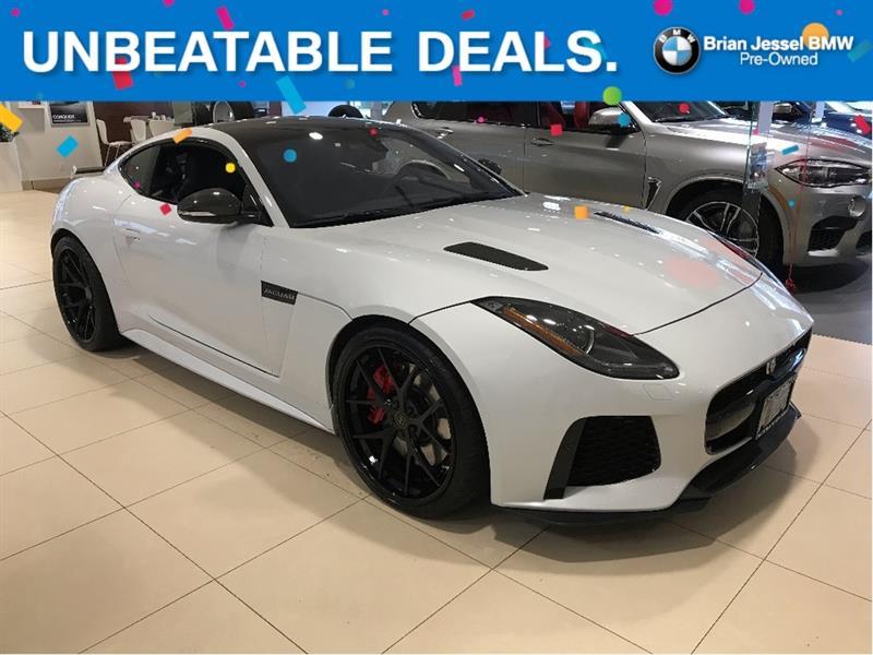 2017 Jaguar F-TYPE #BP928310