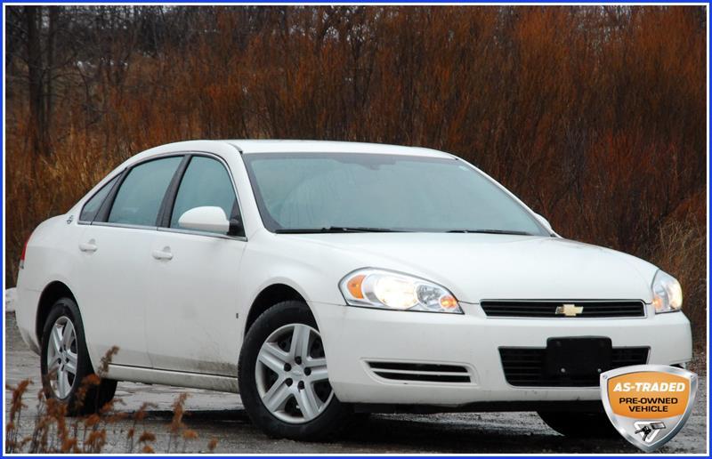 2008 Chevrolet Caprice