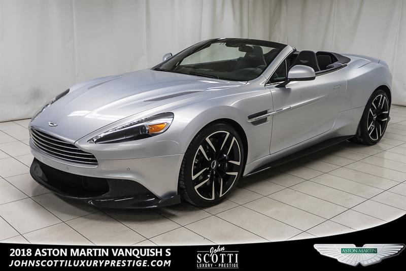 2018 Aston Martin Vanquish S Full Carbon Exterior #C0430