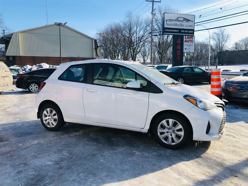 Toyota Yaris 2015 1.5L-Automatic-Bluetooth-Groupe Electrique #8759-2