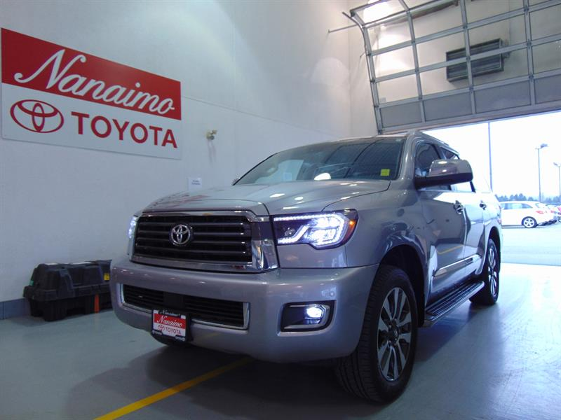 2018 Toyota Sequoia 4WD Limited #21441AX