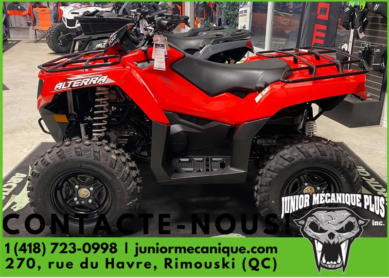 Arctic Cat Alterra 700 2020