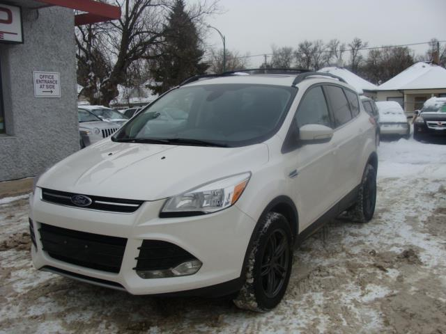 2013 Ford Escape  A.W.D. SEL