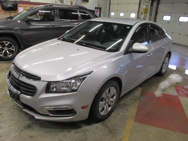 2016 Chevrolet Cruze Limited 4dr Sdn LT w-1LT #1169-2-15