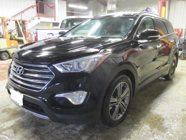 2015 Hyundai Santa Fe XL AWD 4dr 3.3L Auto Limited w-Saddle Int #1169-2-27