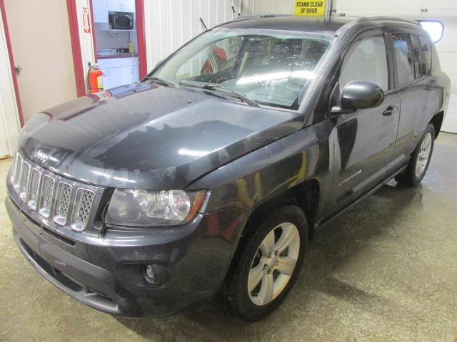 2015 Jeep Compass 4WD 4dr #1169-2-30