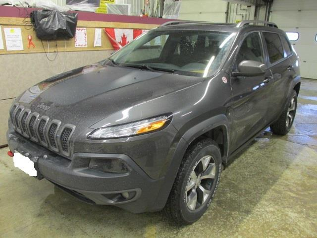 2016 Jeep Cherokee 4WD 4dr Trailhawk #1171-2-60