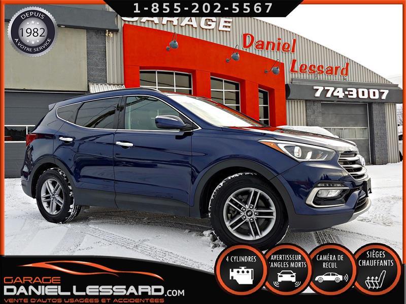 Hyundai Santa Fe Sport 2018 SPORT PREMIUM. 2X4, CAM ET SONARD, ANGLE MORT, MAG #80053