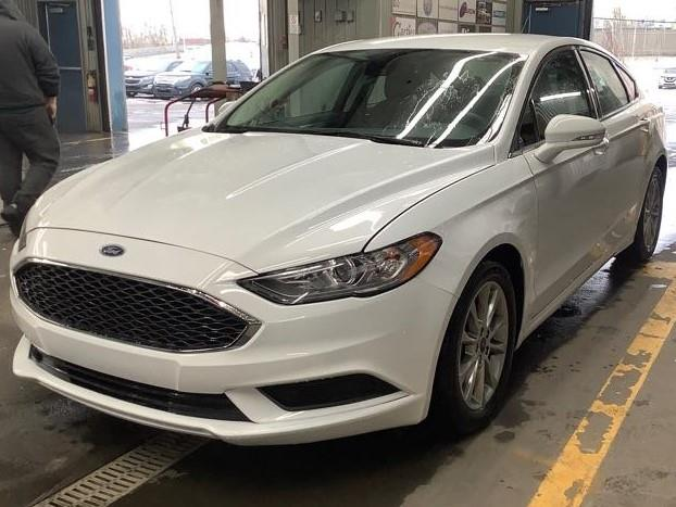 2017 Ford Fusion  SE  **PAY WEEKLY $49 SEMAINE ** #2412 **389312
