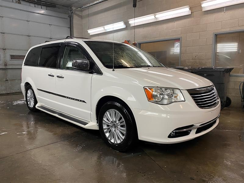 Chrysler Town - Country 2012 4dr Wgn Limited