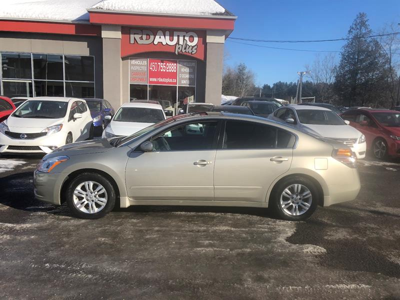 Nissan Altima 2010 4dr Sdn I4 2.5 S #10965