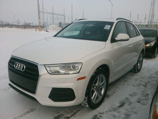 Audi Q3 2016 Komfort ** PAY WEEKLY $49 SEMAINE ** #2416 **016101
