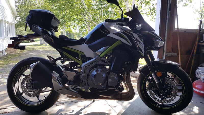 Kawasaki Z900ABS 2019