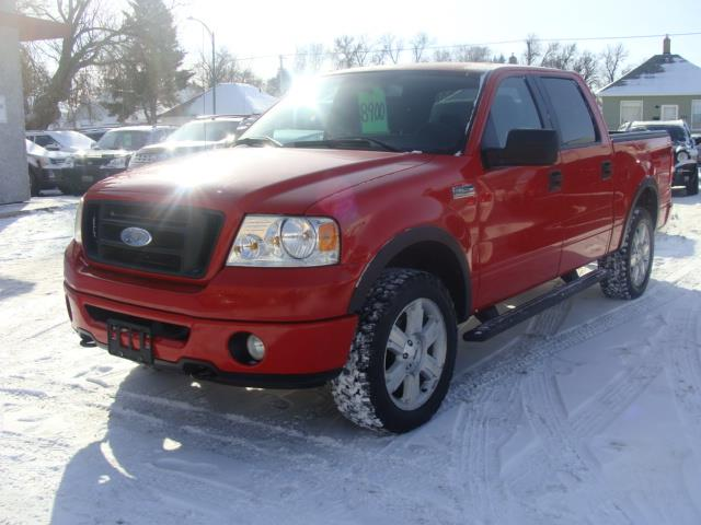 2007 Ford F-150  SUPERCAB FX4 SUPERCREW 4-DR