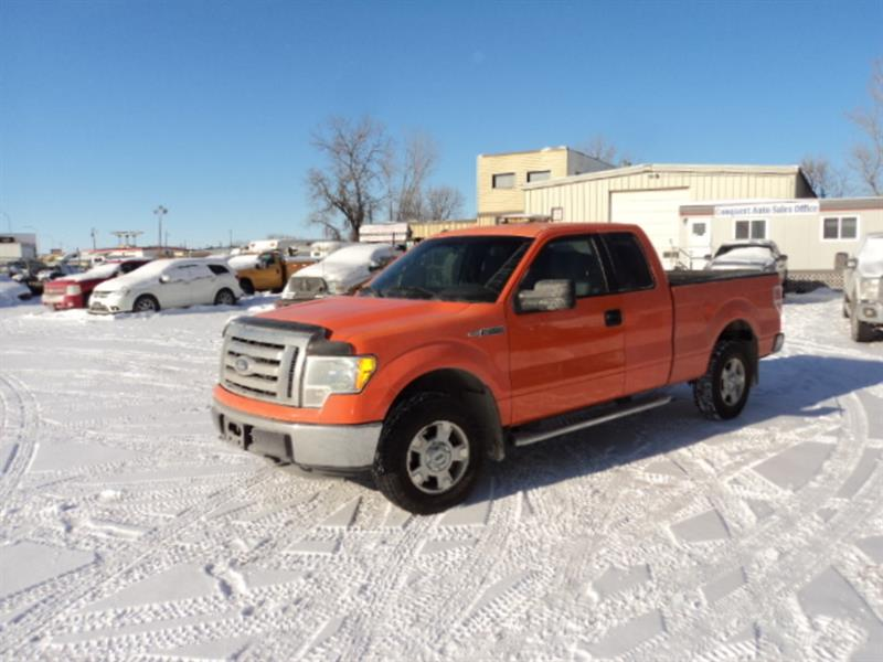 2012 Ford F-150 XLT #19-32A3827