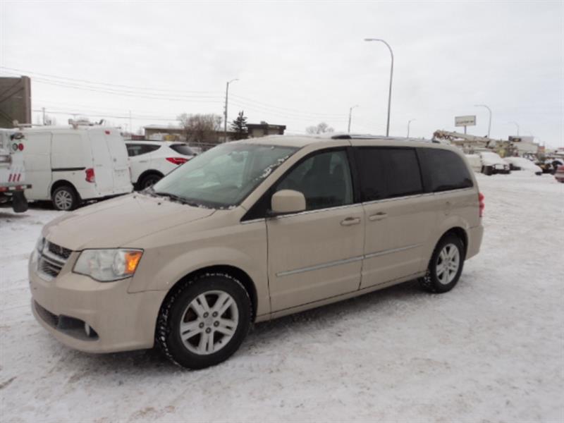 2015 Dodge Grand Caravan Crew #19-28A5186
